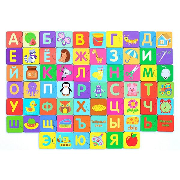 PAREMO Пазл Paremo Алфавит, 66 элементов