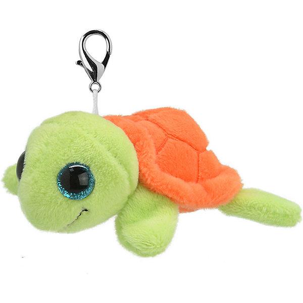 Wild Planet Мягкая игрушка-брелок Wild Planet Черепашка, 8 см maxi toys мягкая игрушка антистресс черепашка геля цвет синий 43 см