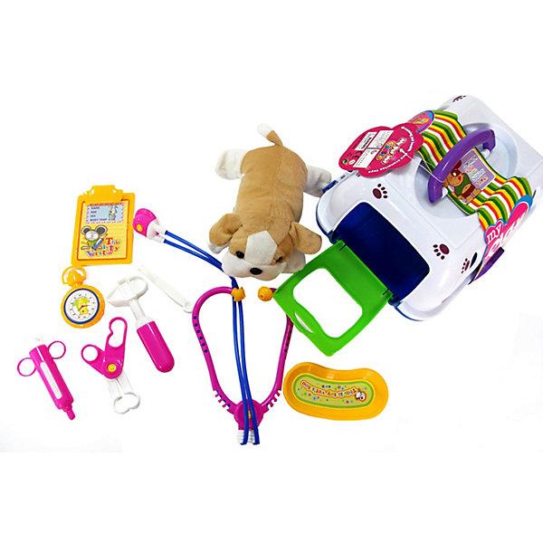 Essa Toys Игровой набор Essa Вылечи питомца жакет essa