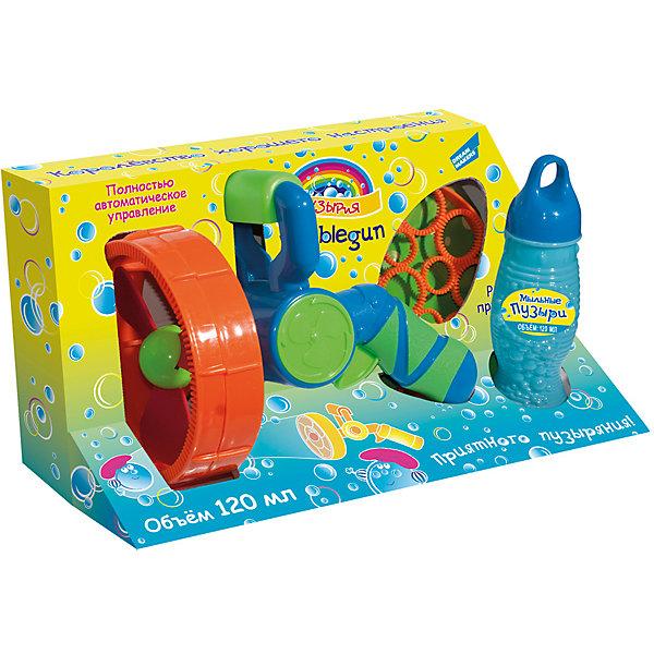 Dream Makers Набор для пускания мыльных пузырей Dream Makers игрушка бластер для мыльных пузырей дельфин 11 01249 066