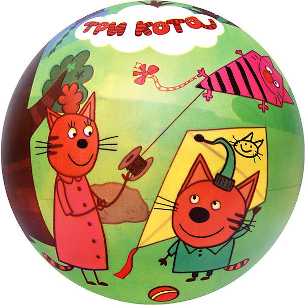 ЯиГрушка Мяч ЯиГрушка «Три кота», 23 см мебель для кукол яигрушка игровой набор яигрушка шкаф для спальни