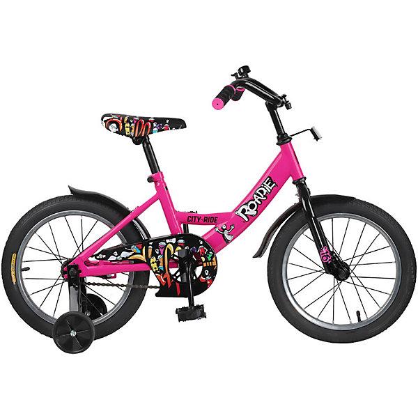 цена на City-Ride Двухколёсный велосипед City-Ride Roadie 16