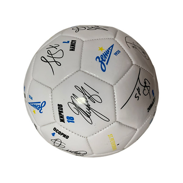 Зенит Футбольный мяч