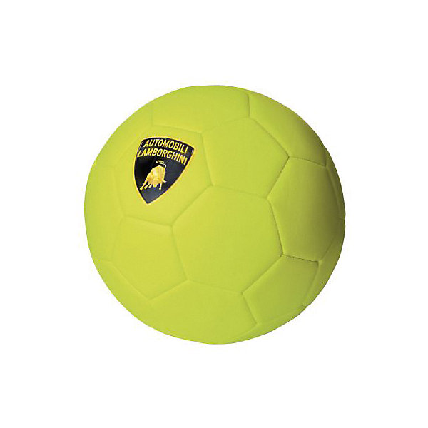 Lamborghini Футбольный мяч Lamborghini 22 см, размер 5 мяч футбольный ecos petra 2013 22 abc 323265