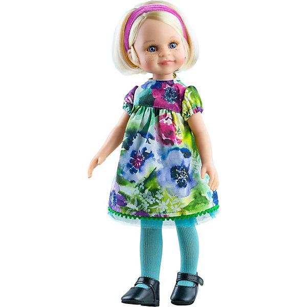Купить Кукла Paola Reina Варвара, 32 см, Испания, Женский
