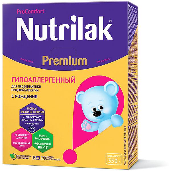 Nutrilak Молочная смесь Nutrilak Premium Гипоаллергенный, с 0 мес, 350 г