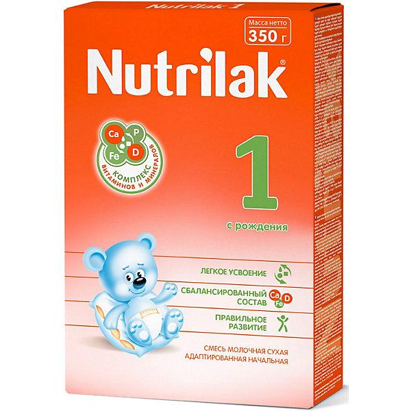 Купить Молочная смесь Nutrilak 1, с 0 мес, 350 г, Россия, Унисекс