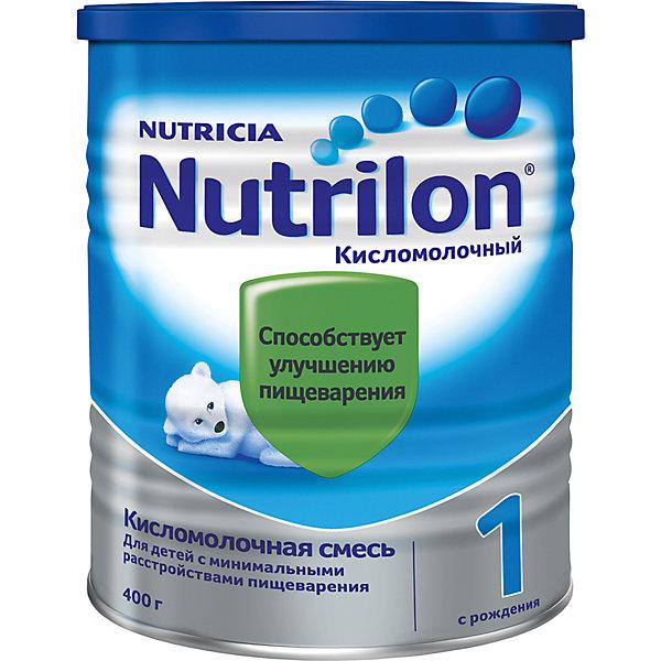 Nutrilon Молочная смесь Nutrilon 1 Кисломолочный, с 0 мес, 400 г nutrilon cow