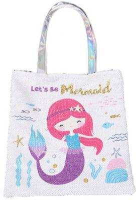 Mihi-Mihi Сумка Mihi-Mihi Русалка lets be mermaid, с пайетками