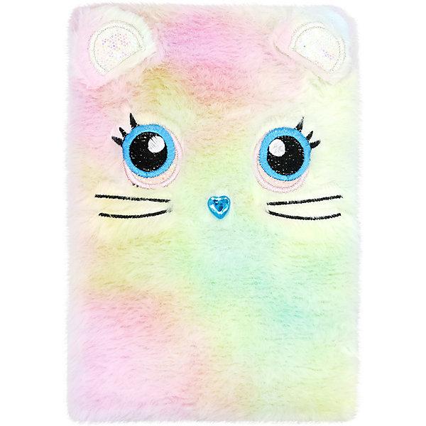 Mihi-Mihi Блокнот Mihi-Mihi Кошечка warm dreams карамба блокнот рисованные картинки 128 листов в линейку 4109