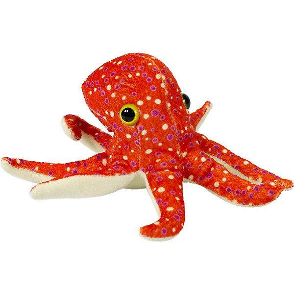 plush apple мягкая игрушка осьминог 30 см Wild Republic Мягкая игрушка Wild Republic Осьминог, 23 см