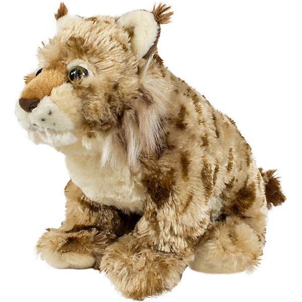 Купить Мягкая игрушка Wild Republic Рысь, 30 см, Китай, разноцветный, Унисекс