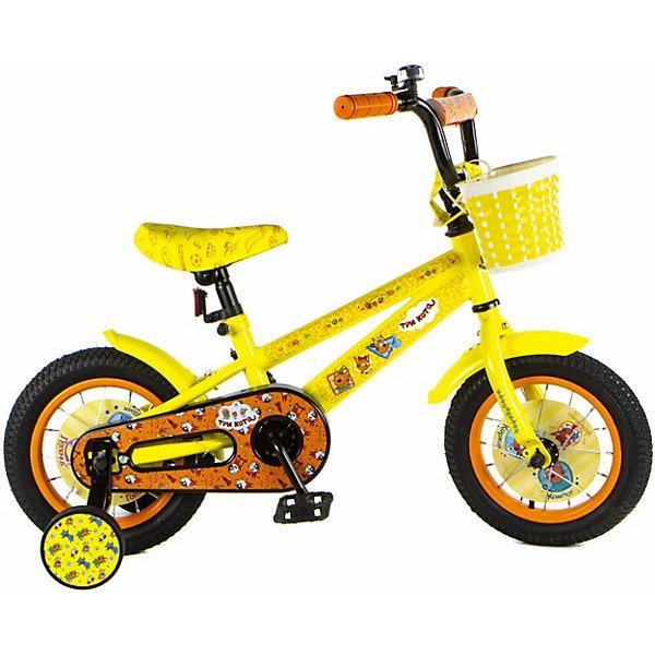 Двухколёсный велосипед 1Toy Три Кота 12\
