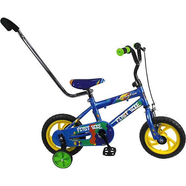 Navigator Детский велосипед FIRST BIKE, колеса 12
