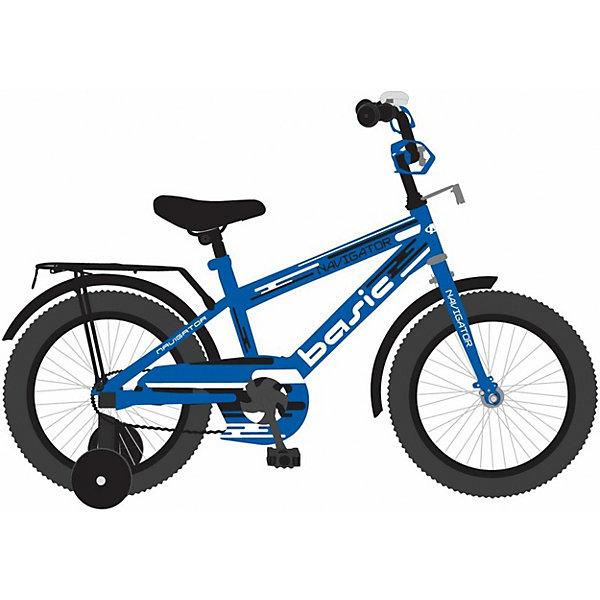 Navigator Двухколёсный велосипед Navigator Basic 18 велосипед stels navigator 600 v 26 v030 2018 18 черный зеленый