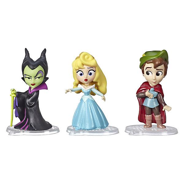 Hasbro Набор фигурок Disney Princess Comics Спящая красавица набор фигурок minecraft alex survival pack – series 3
