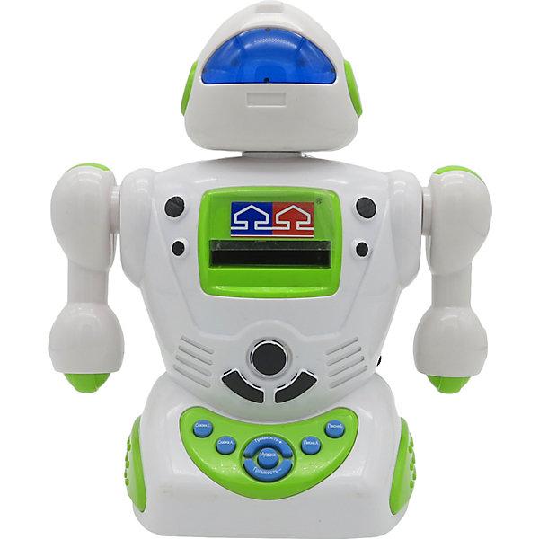 Oubaoloon Интерактивный робот Oubaoloon Сказочник В гостях у сказки пупс oubaoloon 18 см 1601 01