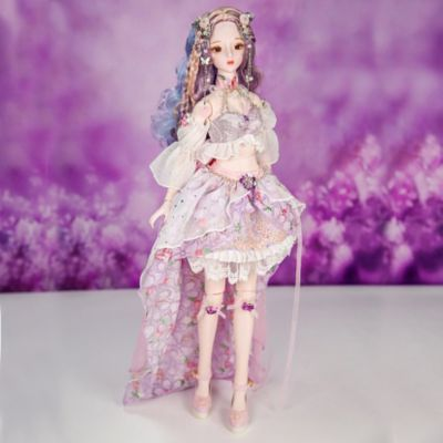 Dream Fairy Кукла DBS toys Dream fairy Вики, 62 см