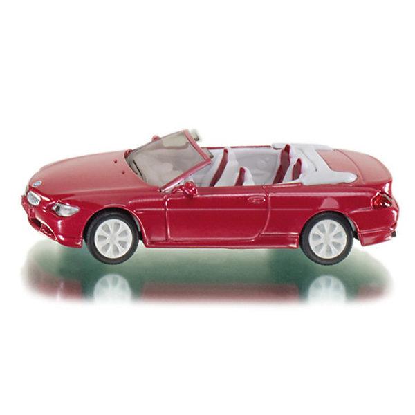SIKU SIKU 1007 BMW 645i Cabrio майка классическая printio rock