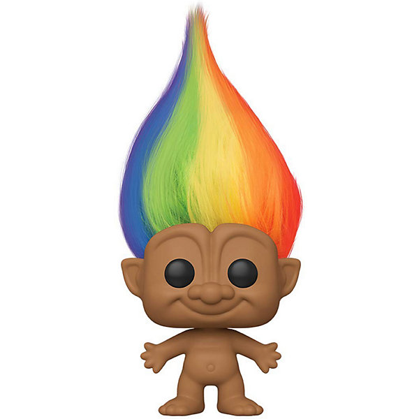 Funko Фигурка Funko POP! Vinyl: Классические тролли 10: Радужный тролль, 47205 trolls фигурка тролль poppy