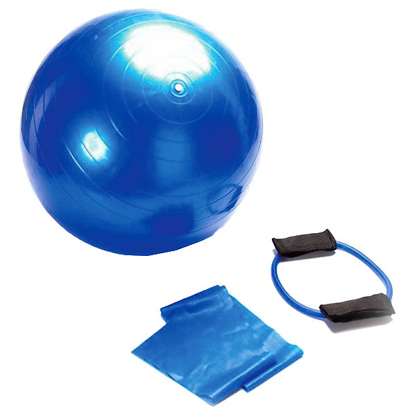 Bradex Набор для фитнеса Bradex набор для фитнеса bradex фитбол бинт эспандер sf 0070