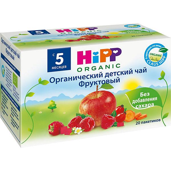 Купить Детский чай HiPP фруктовый, с 5 мес, -, Германия, Унисекс