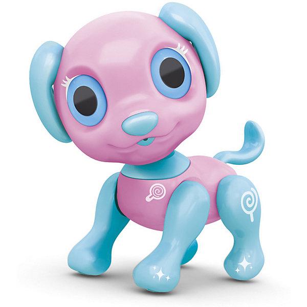 Mioshi Интерактивная игрушка Mioshi Active Умный щеночек: Конфетка, 20 см