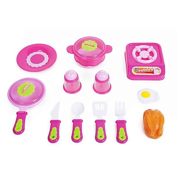 Купить Игровой набор Altacto Вкусный ужин , 14 предметов, Китай, разноцветный, Унисекс