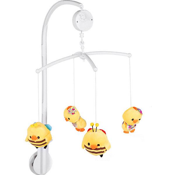 Mioshi Мобиль на кроватку Mioshi Baby Пушистые зверята