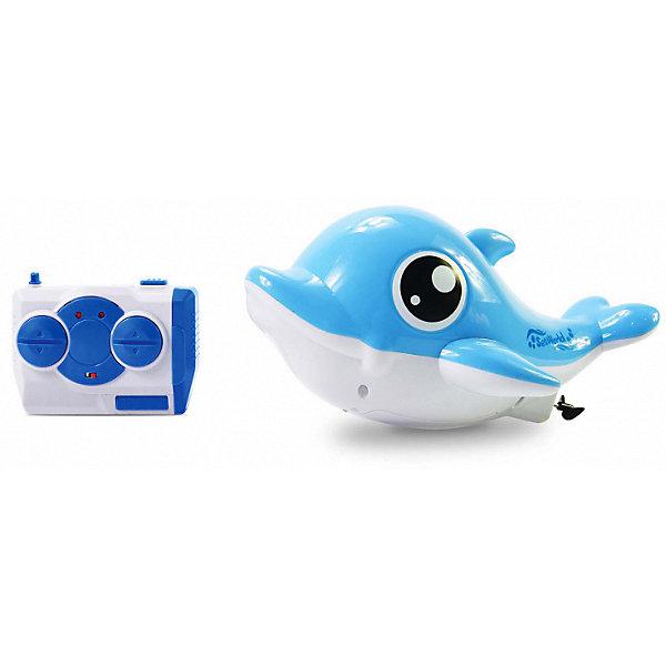 Mioshi Радиоуправляемая водная игрушка Mioshi Tech Дельфин, 22 см