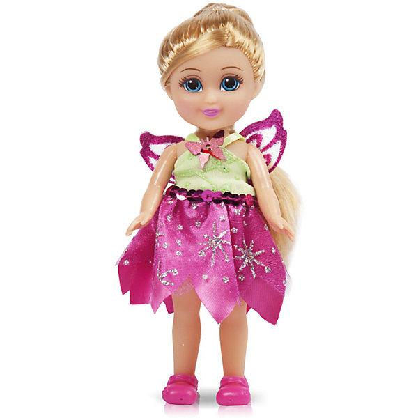 Купить Кукла Sparkle Girlz Сказочная фея , 15, 5 см, Китай, разноцветный, Женский