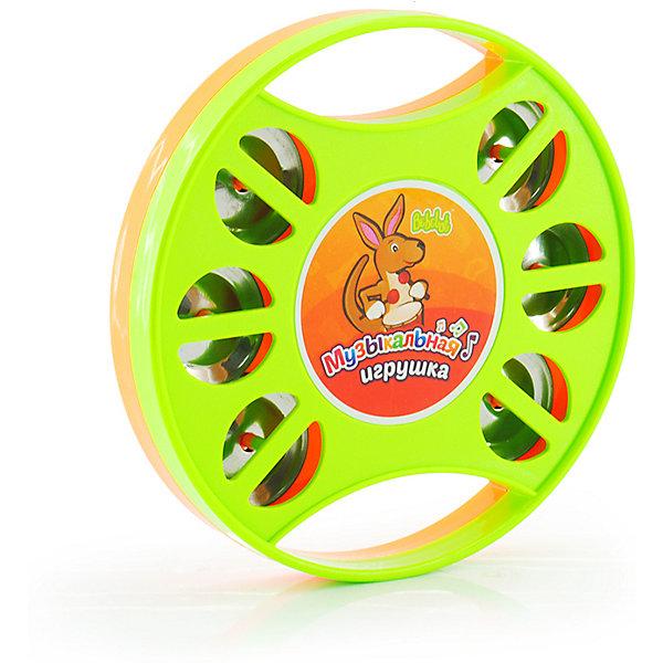 Bebelot Музыкальная игрушка Bebelot Бубен