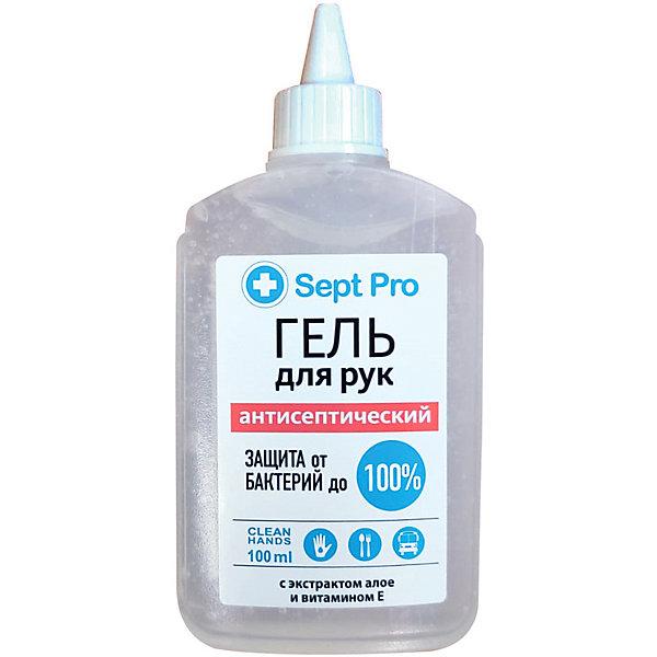 Гель для рук Sept Pro с антибактериальным эффектом, 100 мл от -