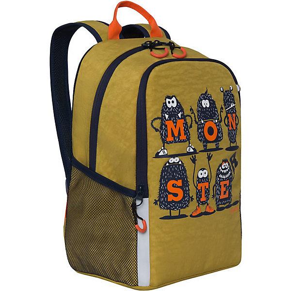 Grizzly Рюкзак Grizzly рюкзак grizzly grizzly mp002xm23sic