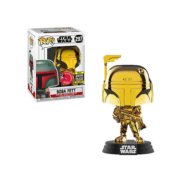 Купить Фигурка Funko POP! Bobble Star Wars Boba Fett Hamleys Exclusive GC 37641, Китай, Унисекс
