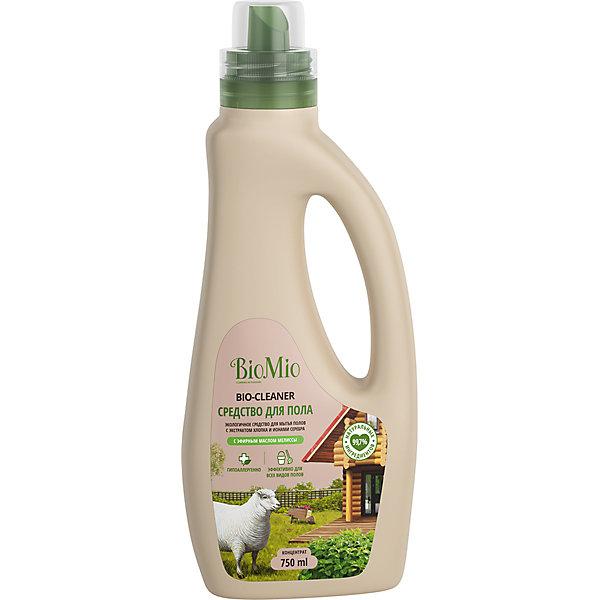 Средство для мытья полов BioMio