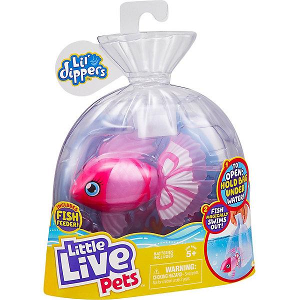 Купить Волшебная рыбка Little live pets Lil' Dippers, Moose, Китай, Женский
