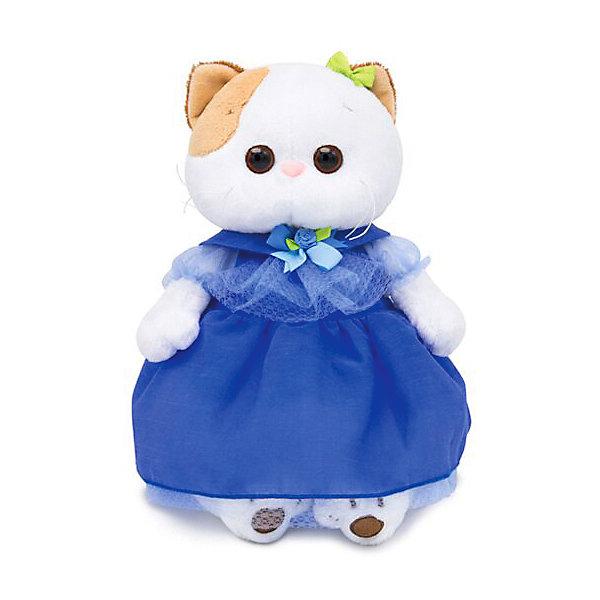 цена на Budi Basa Одежда для мягкой игрушки Budi Basa Синее платье, 24 см