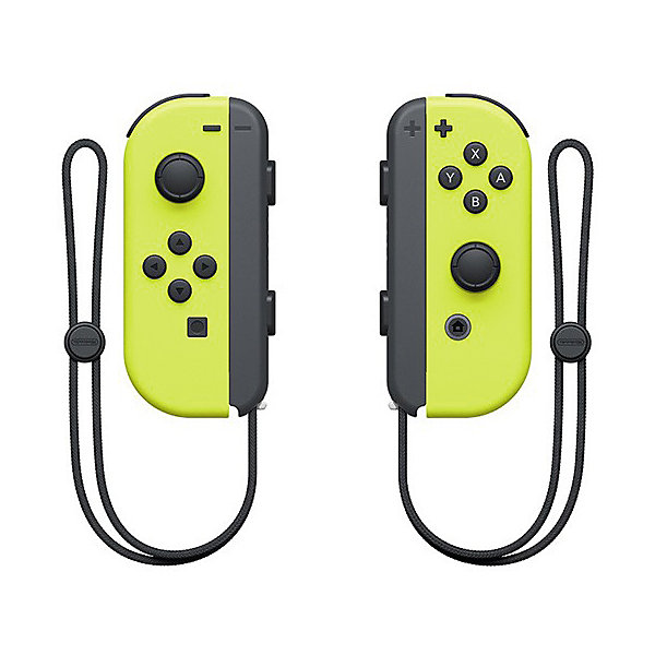 Nintendo Набор контроллеров Nintendo Joy-Con, 2 шт контроллер nintendo joy con red blue acswt5
