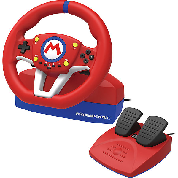 цена на Hori Руль Hori Nintendo Switch Mario Kart racing wheel pro, NSW-204U