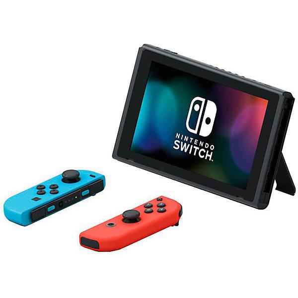 цена на Nintendo Игровая консоль Nintendo Switch New Rus