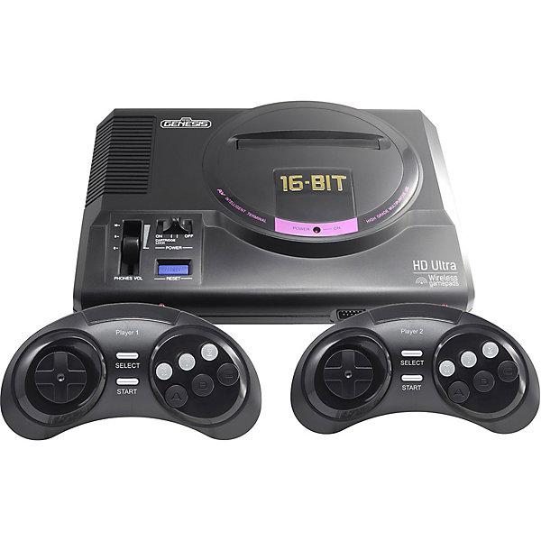 Фото - SEGA Игровая приставка Sega Retro Genesis HD Ultra ZD-06, 50 игр игровая консоль retro genesis modern 170 игр два джойстика черный