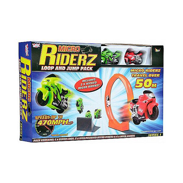 Игровой набор Wicked с мини-мотоциклами