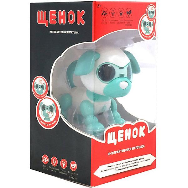 Купить Интерактивная игрушка M.i.F. Умный щенок, Китай, Унисекс