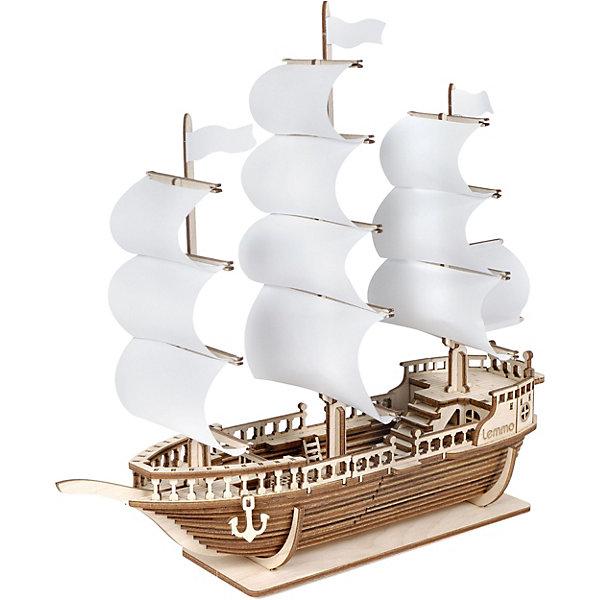 Сборная модель корабля Lemmo Ламар