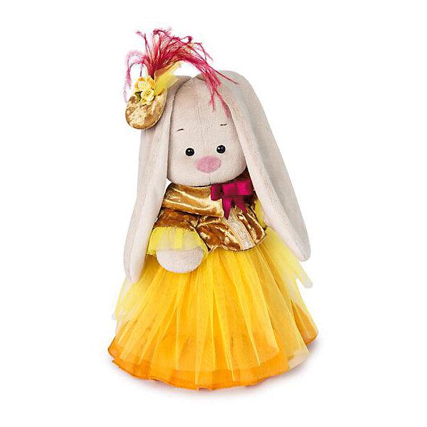 Budi Basa Одежда для мягкой игрушки Budi Basa Комплект одежды для барышни в желтом, 25 см