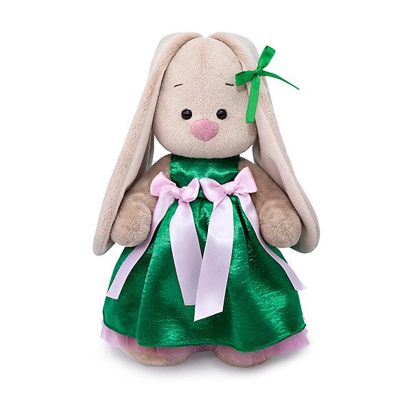 Budi Basa Одежда для мягкой игрушки Budi Basa Зеленое нарядное платье, 25 см
