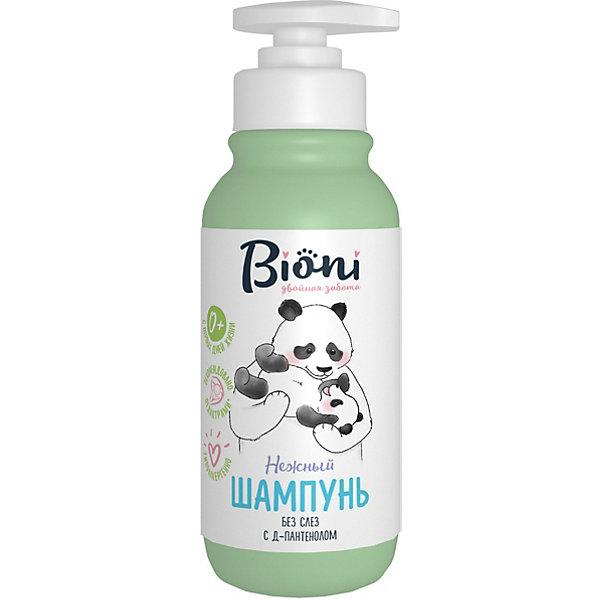 Bioni Шампунь Bioni без слёз, 250 мл лаурет 7 цитрат в косметике
