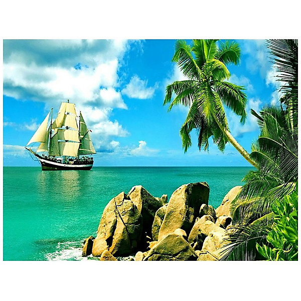 Molly Картина по номерам Molly Сейшельские острова робертс к сейшельские острова путеводитель
