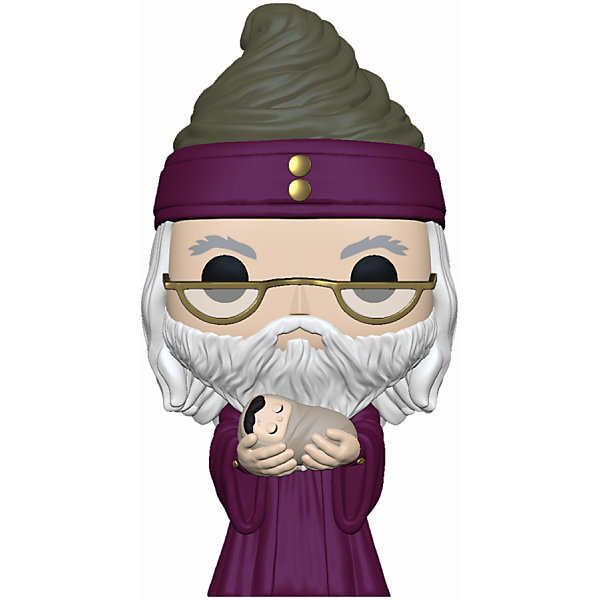 Funko Фигурка Funko POP! Vinyl: Harry Potter Профессор Дамблдор, 48067 harry potter dumbledore teddy potter ron hedwig 4 models 20cm